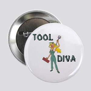 "Tool Diva 2 2.25"" Button"