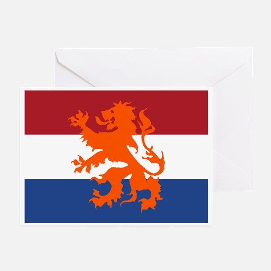 Holland Lion Greeting Cards