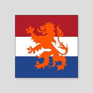 Holland Lion Sticker