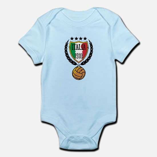 Italia retro soocer Body Suit