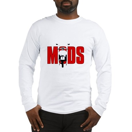 MOD SCOOTER Long Sleeve T-Shirt