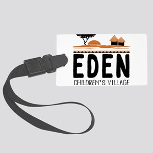 Eden Children's Village Luggage Tag
