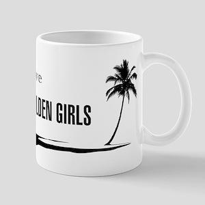 I Love Golden Girls Mugs