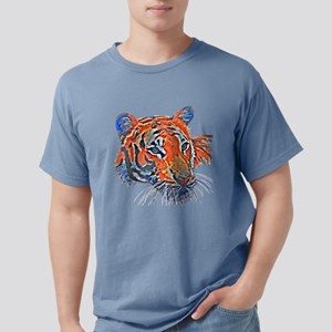 Orange Tiger T-Shirt