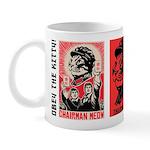 Chairman Meow - Cat Revolution Coffee Mug Mugs