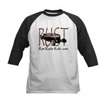 Rat Rods Rule Kids Baseball Jersey