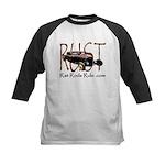 Rat Rods Rule Kids Baseball Jersey