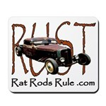 Rat Rods Rule Mousepad