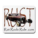 Rat Rods Rule Mousepad