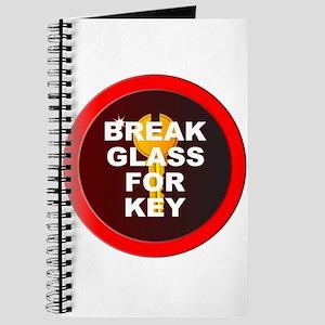 Break Glass For Key Journal