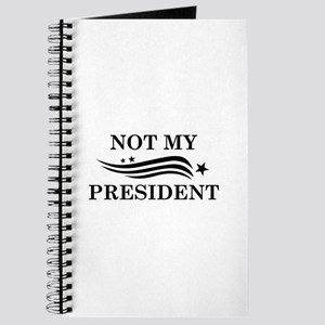 Not My President Journal