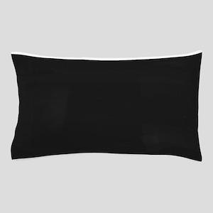 Blank Blackboard Pillow Case