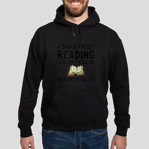 Risk It Reading Sweatshirt