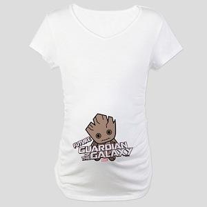 Future Guardian of the Galaxy Maternity T-Shirt