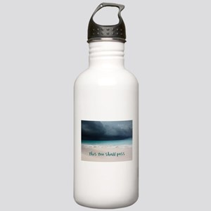 This Too Shall Pass Stainless Water Bottle 1.0L