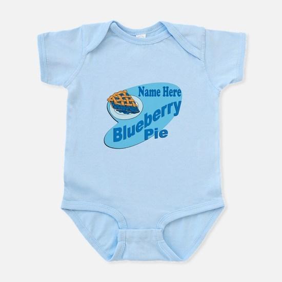 Blueberry Pie Body Suit