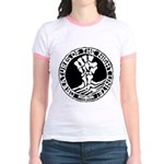 Creatures of the Night! Jr. Ringer T-Shirt