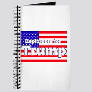 Deplorable for Trump Journal