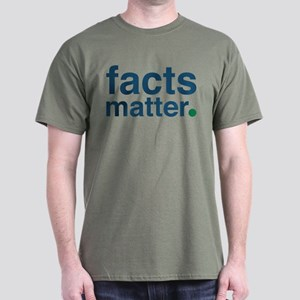 Facts Matter Dark T-Shirt