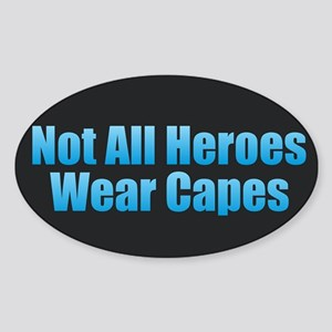 Hereos Capes Sticker