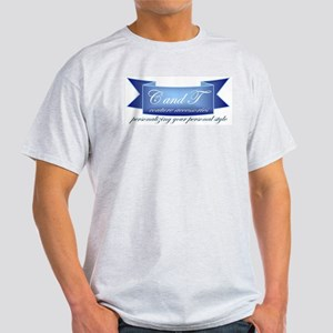 C and T Logo T-Shirt