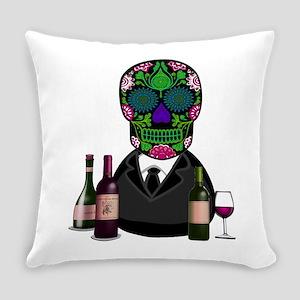 WINE SUGARS Everyday Pillow