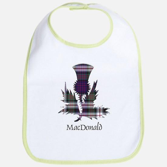 Thistle-MacDonald dress Bib