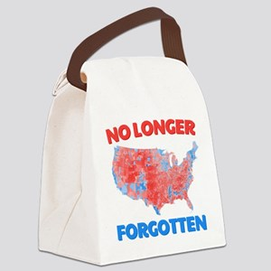 No Longer Forgotten Canvas Lunch Bag