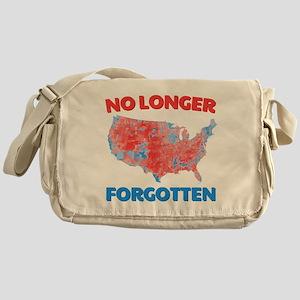 No Longer Forgotten Messenger Bag