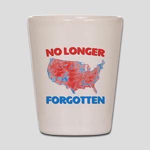 No Longer Forgotten Shot Glass