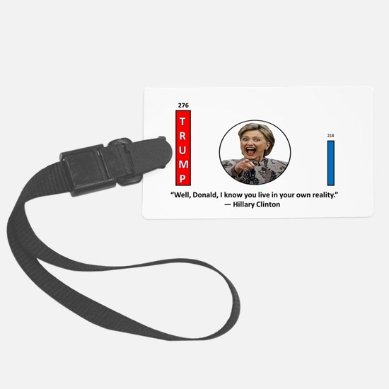 TRUMP REALITY Luggage Tag