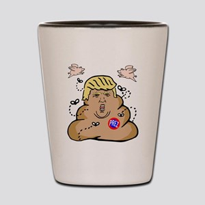 Prez Trump Shot Glass