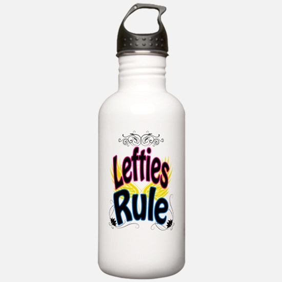 Funny Lefties Water Bottle