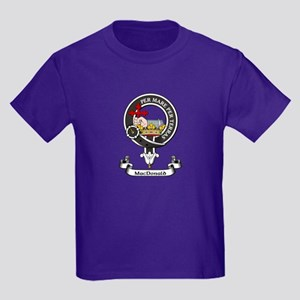 Badge - MacDonald Kids Dark T-Shirt
