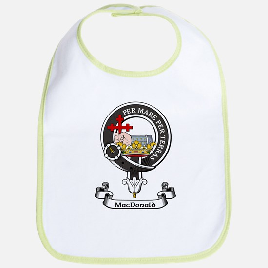 Badge - MacDonald Bib