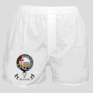 Badge - MacDonald Boxer Shorts
