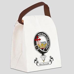 Badge - MacDonald Canvas Lunch Bag