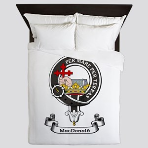 Badge - MacDonald Queen Duvet
