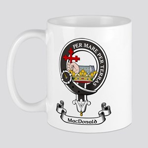 Badge - MacDonald Mug