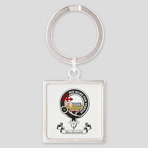 Badge - MacDonald Square Keychain