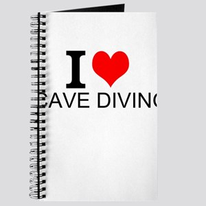 I Love Cave Diving Journal