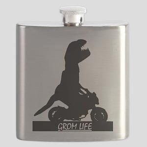 Dino groms! Flask