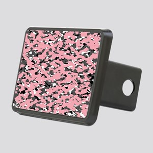 Camouflage: Pink II Rectangular Hitch Cover