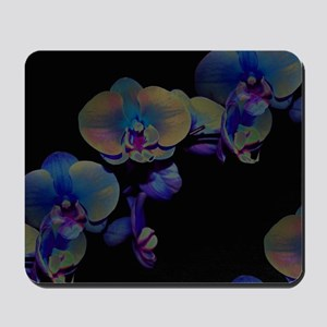 Midnight Orchid Mousepad