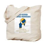 Congress Defending Freedom Tote Bag