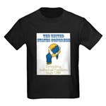 Congress Defending Freedom Kids Dark T-Shirt