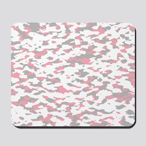 Camouflage: Pink IV Mousepad