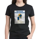 Congress Defending Freedom Women's Dark T-Shirt