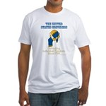 Congress Defending Freedom Fitted T-Shirt