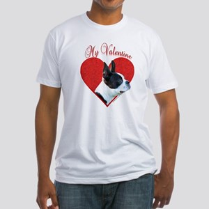 Boston Valentine Fitted T-Shirt